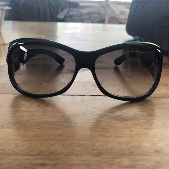 Authentic Black Gucci Sunglasses
